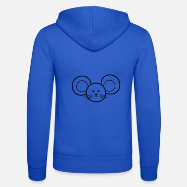Mouse Mouse mouse - Unisex Zip Hoodie
