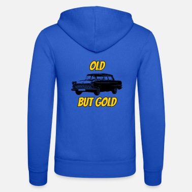 Old But Gold old but gold - Unisex Zip Hoodie