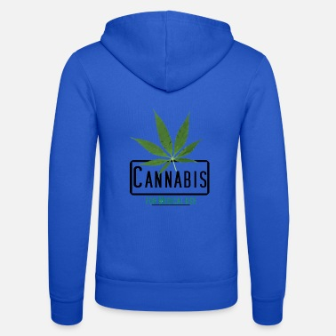 Cannabis for medical use - Unisex Kapuzenjacke