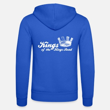 Kings Kings of the Kings Road - Unisex Zip Hoodie