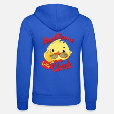 Little Little chick - Little Chick - Unisex Zip Hoodie