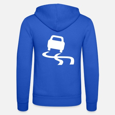 Traffic Sign Traffic sign - Unisex Zip Hoodie