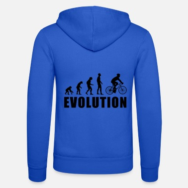 Evolution EVOLUTION WHEEL - Unisex Zip Hoodie