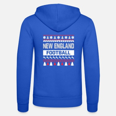 New England Ugly Sweater New England - Unisex Zip Hoodie