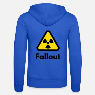Fallout fallout - Unisex Zip Hoodie