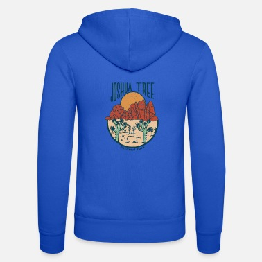 Joshua Tree National Park - Unisex Zip Hoodie