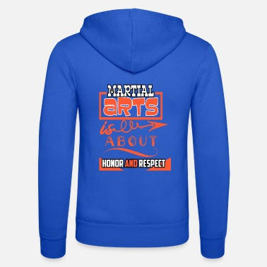 Honor Honor family honor - Unisex Zip Hoodie