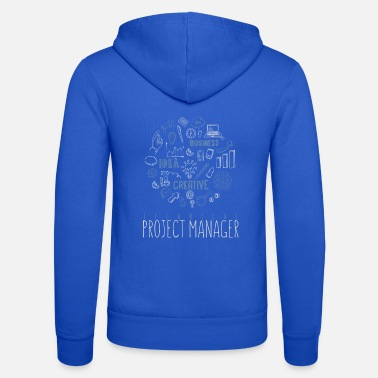 Project Technical Project Manager - Technical Project - Unisex Zip Hoodie