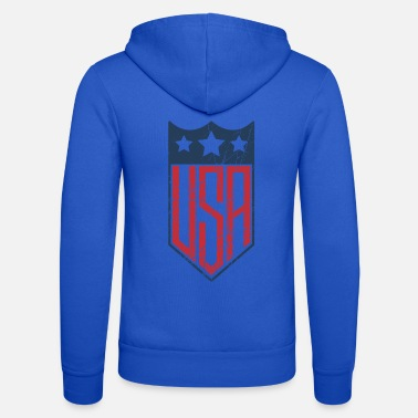 Shield USA Shield - Veste à capuche unisexe
