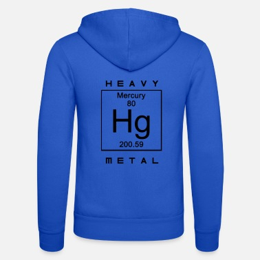Heavy Metal Heavy Metal - Unisex hættejakke