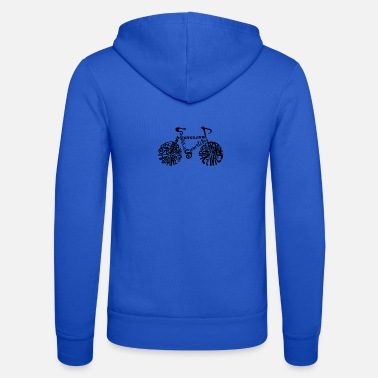 Bicycle Bicycle, bicycle, bicycle - Unisex Zip Hoodie