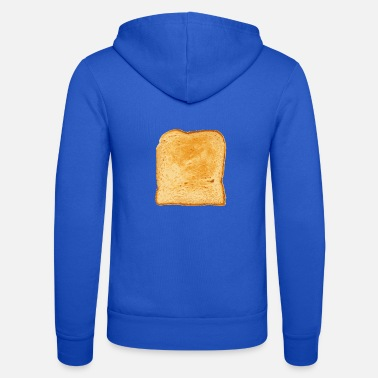 Toast toast - Unisex Hooded Jacket by Bella + Canvas