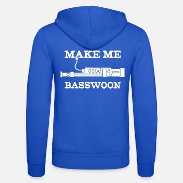 Concert Funny Make Me Swoon Bassoon Player product - Unisex Zip Hoodie