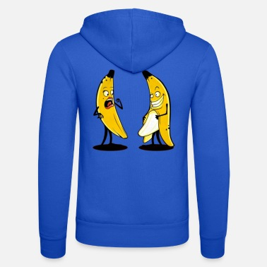 Unisexe Pull À Capuche Pull Sweat-shirt Imprimer Cadeau Drôle une Banane Fruit Humour