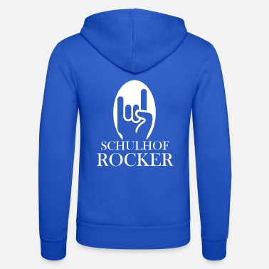 Roller Rock Music Rock and Roll - Unisex Kapuzenjacke