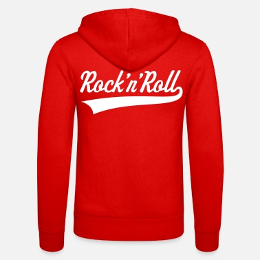 Rock 'n' Roll Rock 'n' roll / rock and roll / rock & roll - Unisex hupputakki