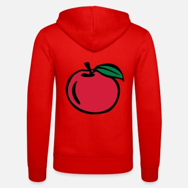 Apples Apple, apples - Unisex Zip Hoodie