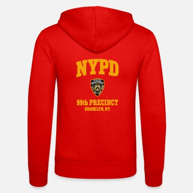 Brooklyn 99th Precinct Brooklyn NY - Unisex Zip Hoodie