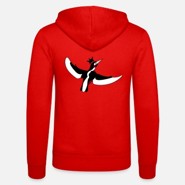 Kingfisher Kingfisher - kingfisher - Unisex Zip Hoodie