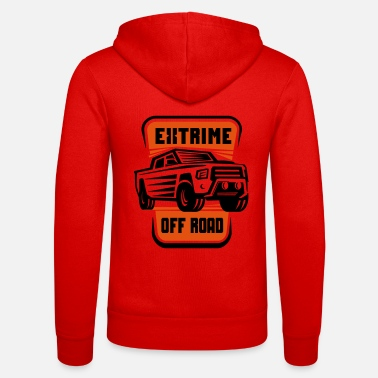 Offroad Vehicles offroad vehicle - Unisex Zip Hoodie