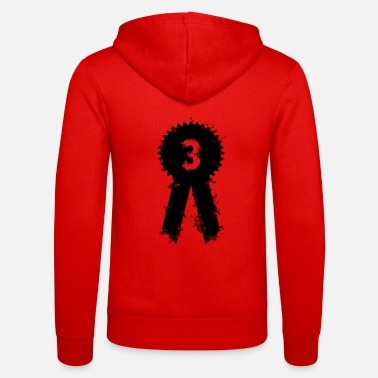 Award Award 3rd place award ceremony - Unisex Zip Hoodie