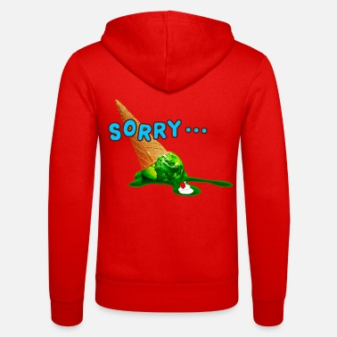 Sorry You! - Unisex Kapuzenjacke