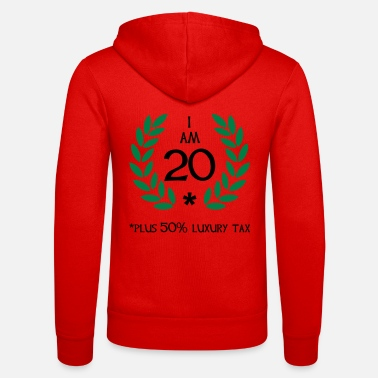 Antal 30 - 20 plus tax - Unisex hættejakke
