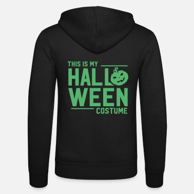Dress Up Dress up Halloween - Unisex Zip Hoodie