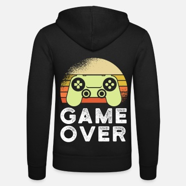 Game Over Game Over - Gamer Shirt - Unisex hettejakke