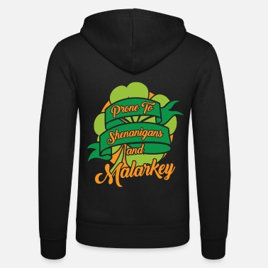 Sock Have And Grab This St. Patrick's Day Tee Saying  - Unisex Zip Hoodie