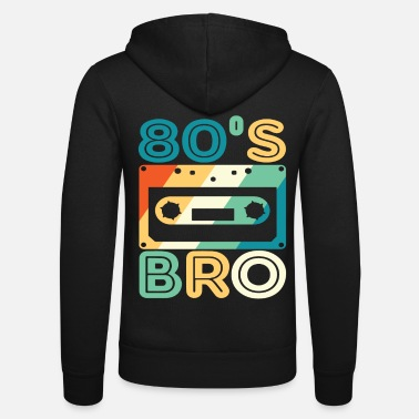 80s 80s fashion 80s 80s party 80s - Unisex Zip Hoodie