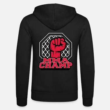 Champ Champion MMA Champ - Veste à capuche unisexe Bella + Canvas