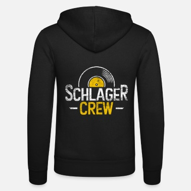 Group Schlager group - Unisex Zip Hoodie