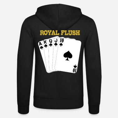 Royal Flush Royal Flush - Unisex zip hoodie