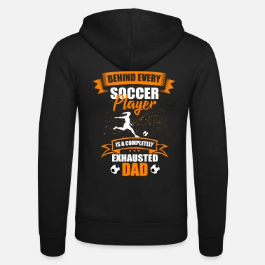 Corner Kick Corner women's daughter - Unisex Zip Hoodie