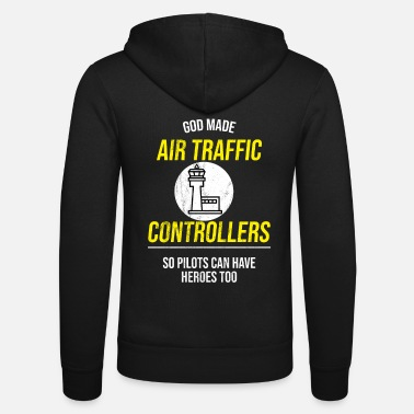 Traffic Air traffic control Tshirt - Air traffic - Unisex Zip Hoodie