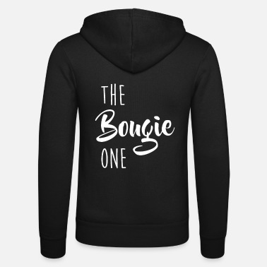 Group The Bougie One - Friends, Family, Team Group - Unisex Zip Hoodie