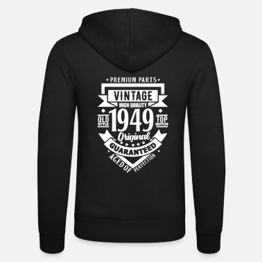 Birthday 70th Birthday - Unisex Zip Hoodie