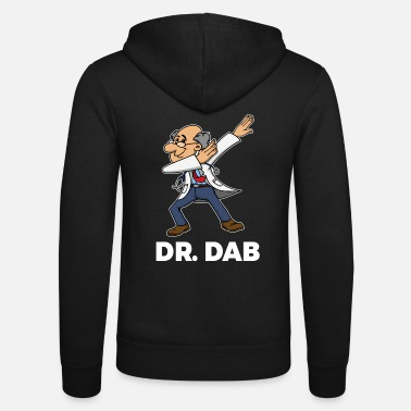 Doctor Dab Dabbing Doctor Doctor General Practitioner Specialist Emergency Doctor - Unisex Zip Hoodie