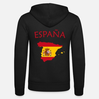Thailand España from the country collection - Unisex Zip Hoodie