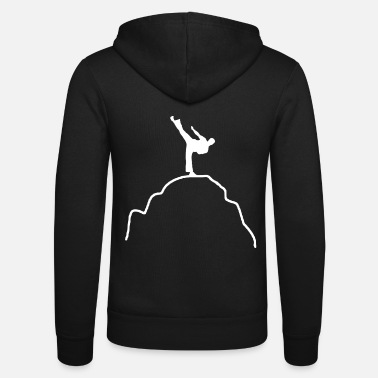 Jujutsu Fighter Mountain - Zip hoodie unisex