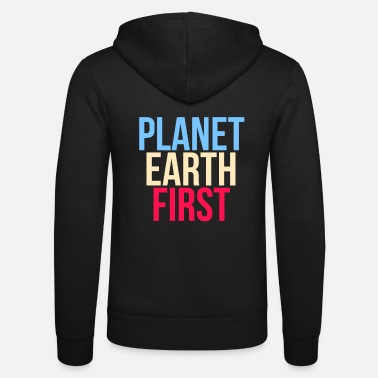 Populaire Planet Earth First - Des vendredis pour l'avenir - Veste à capuche unisexe