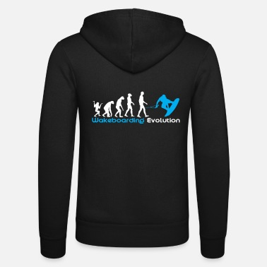 Evolution Wakeboard watersports evolution - Unisex Zip Hoodie