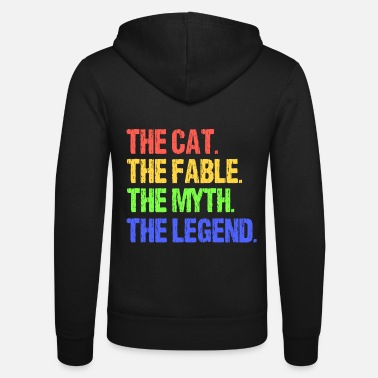 Fable The Cat - The Fable - Unisex Zip Hoodie