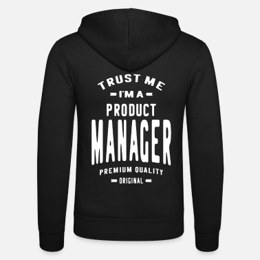 Production Year Product Manager - Unisex Zip Hoodie