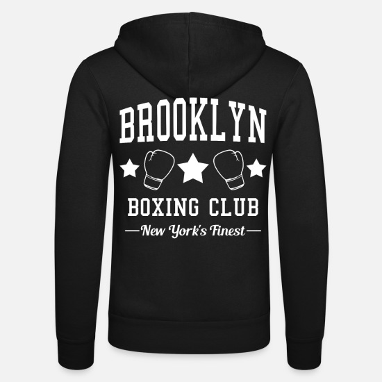 Sports Sudaderas - Brooklyn Sports College - Chaqueta con capucha unisex negro