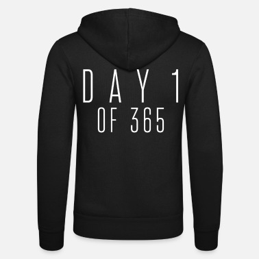 New Year's Day New Year Day 1 - Unisex Zip Hoodie
