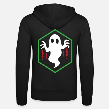 War Ghost Army Shirt World War 2 Allied Unit - Unisex Zip Hoodie
