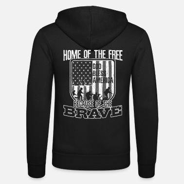 Day Of Prayer Independence day United States America - Unisex Zip Hoodie