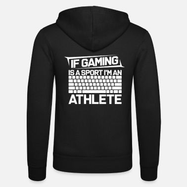 Esport Esports Gamer Gift I Online Gaming E-Sports - Unisex Zip Hoodie